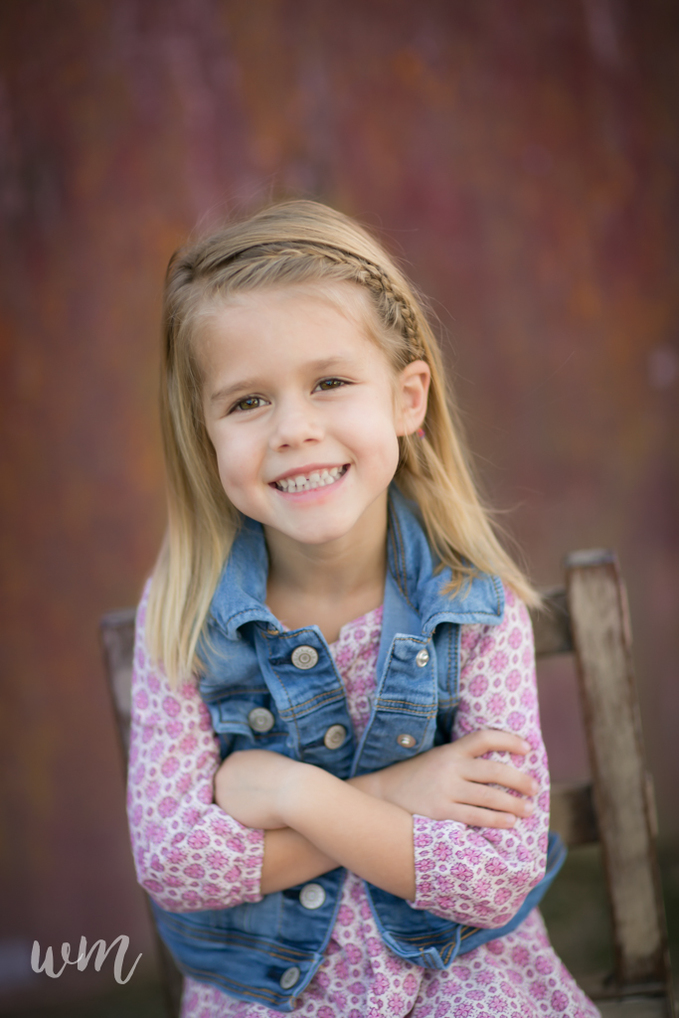 6 Year Old Briar 187 Whitney Miller Photography